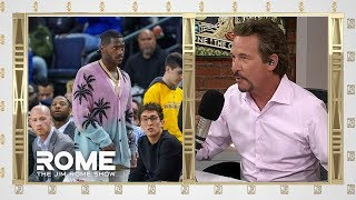 Antonio Brown Needs To Put The Phone Down | The Jim Rome Show