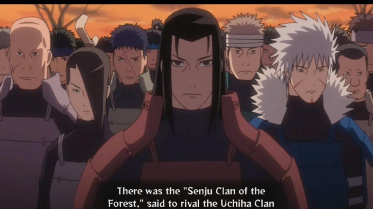 do not belong to any clan   Uchiha Clan Vs Senju Clan