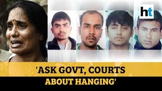 Delhi gangrape convicts' hanging stayed again; victim's mother slams 'system'