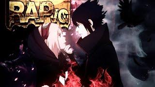 Rap do Sasuke e Sakura (Naruto) Desculpa te fazer chorar | VG Beats