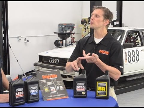 How to Choose Driven Racing Oil For Your Vehicle - Presented by Andy's