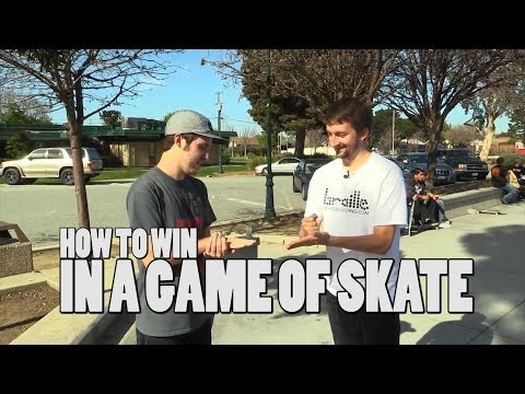 How To Win In A Game Of Skate Easiest Way