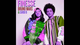 Download Lagu Bruno Mars and Cardi B - Finesse (Remix) ~~Slowed Gratis STAFABAND