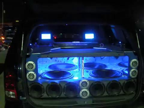FINAL SoundCar Bqto 14 y 15 Nov 2009 FEDERACION DE CAR AUDIO VZLA TEAM MTX