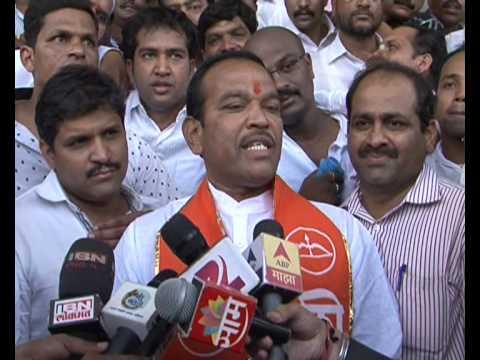 Barne Win Loksabha Election Mawal Sheet