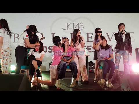 JKT48 - Games Session 1 @. HS Believe