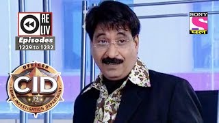 Weekly Reliv | CID | 17th November to 24th November 2017 | Episode 1229 to 1232