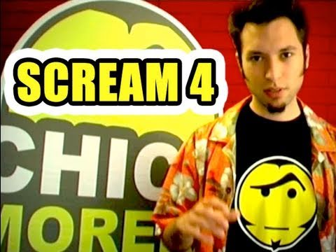 Crítica de SCREAM 4 (2011)