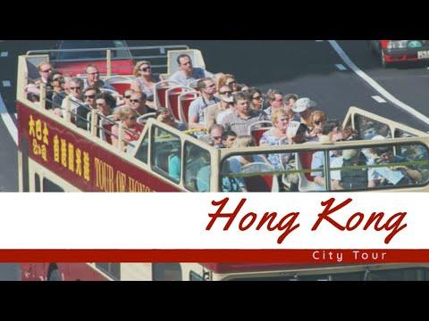 Hong Kong Bus &Boat ride | hong kong tourism