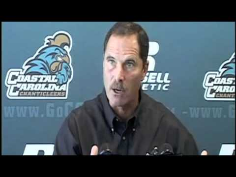 Any Given Sunday  with Coastal Carolina Coach Bennett