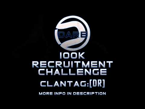 Dare: 100k Recruitment Challenge! [DR]