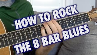 download musica How to Rock the 8 Bar Blues