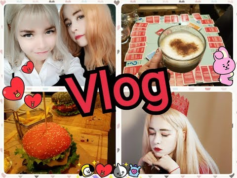 Фотосессия  в стиле Red Velvet \ съемки видео \ Vlog