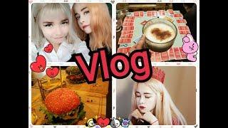 Фотосессия  в стиле Red Velvet  съемки видео  Vlog