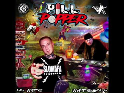 "WHITEGOLD Lil Wyte ""Pill Popper"" (Official Song)"