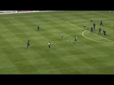 Goal: Mapou Yanga-Mbiwa (PSG - Newcastle). FIFA 13
