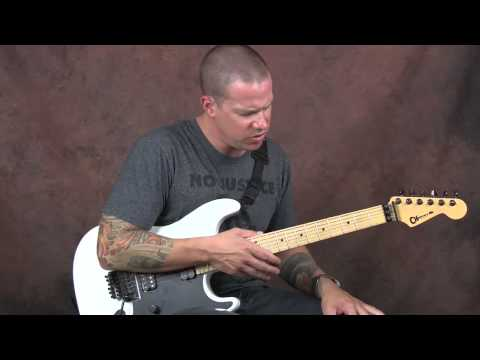 Learn Advanced Rock Guitar Fret Tapping Nuno Bettencourt Inspired Licks And Patterns On Charvel