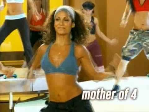 Zumba Fitness   Total Body Transformation System  1 Of 2