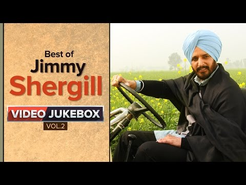 Best Of Jimmy Shergill | Video Jukebox | Vol. 2
