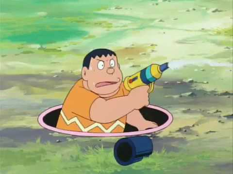 Doraemon The Movie 1986 Nobita And The Steel Troops Eng Sub Part 6 of 7 thumbnail