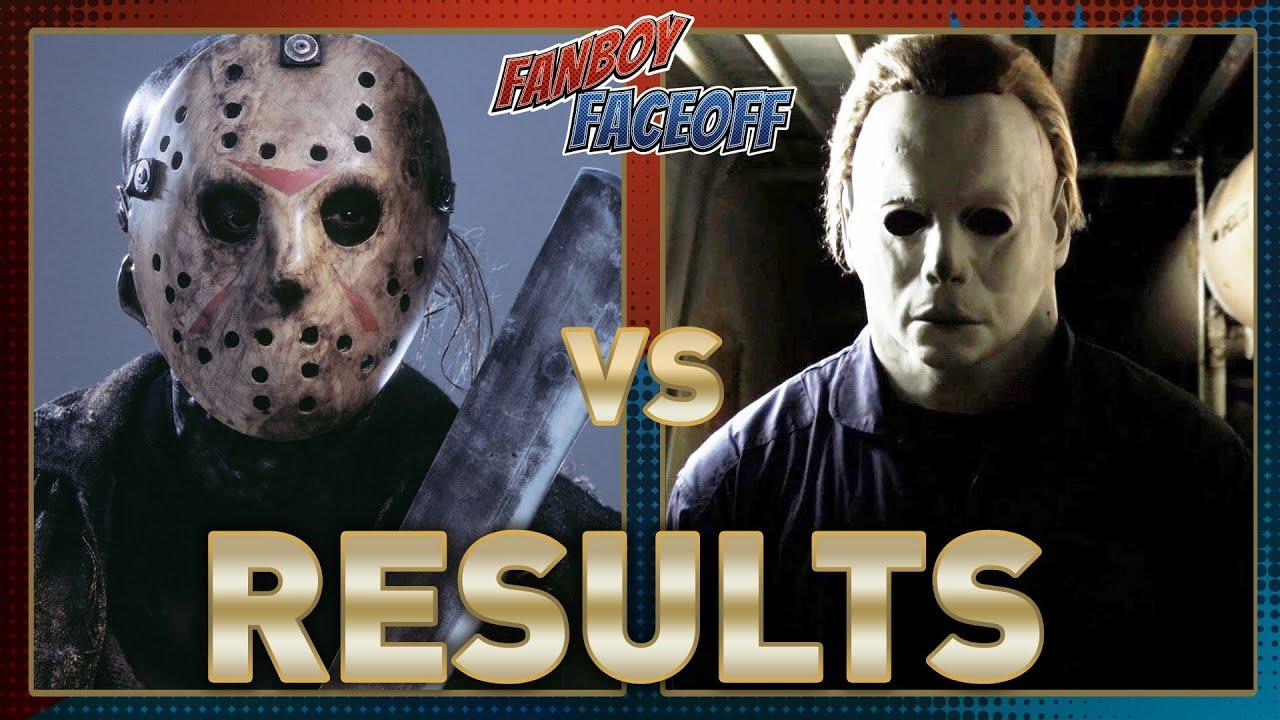 Michael Myers Vs Jason