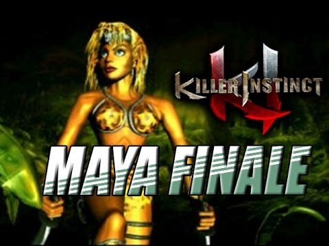 WEEK OF: Maya FINALE (Killer Instinct Season 2)