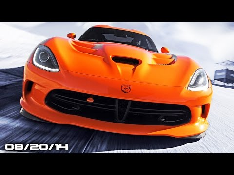 Supercharged Dodge Viper with 800-HP, Cadillac ATS-V, Mazda Diesel Electric - Fast Lane Daily