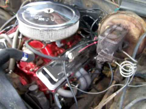 400 small block chevy