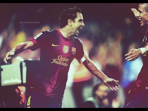 Xavi Hernandez - The Complete Midfield Player | HD