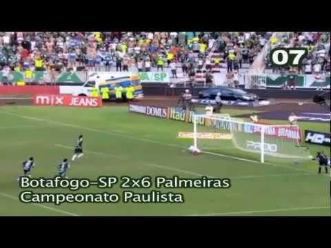Confira os 28 gols de Barcos pelo Palmeiras em 2012