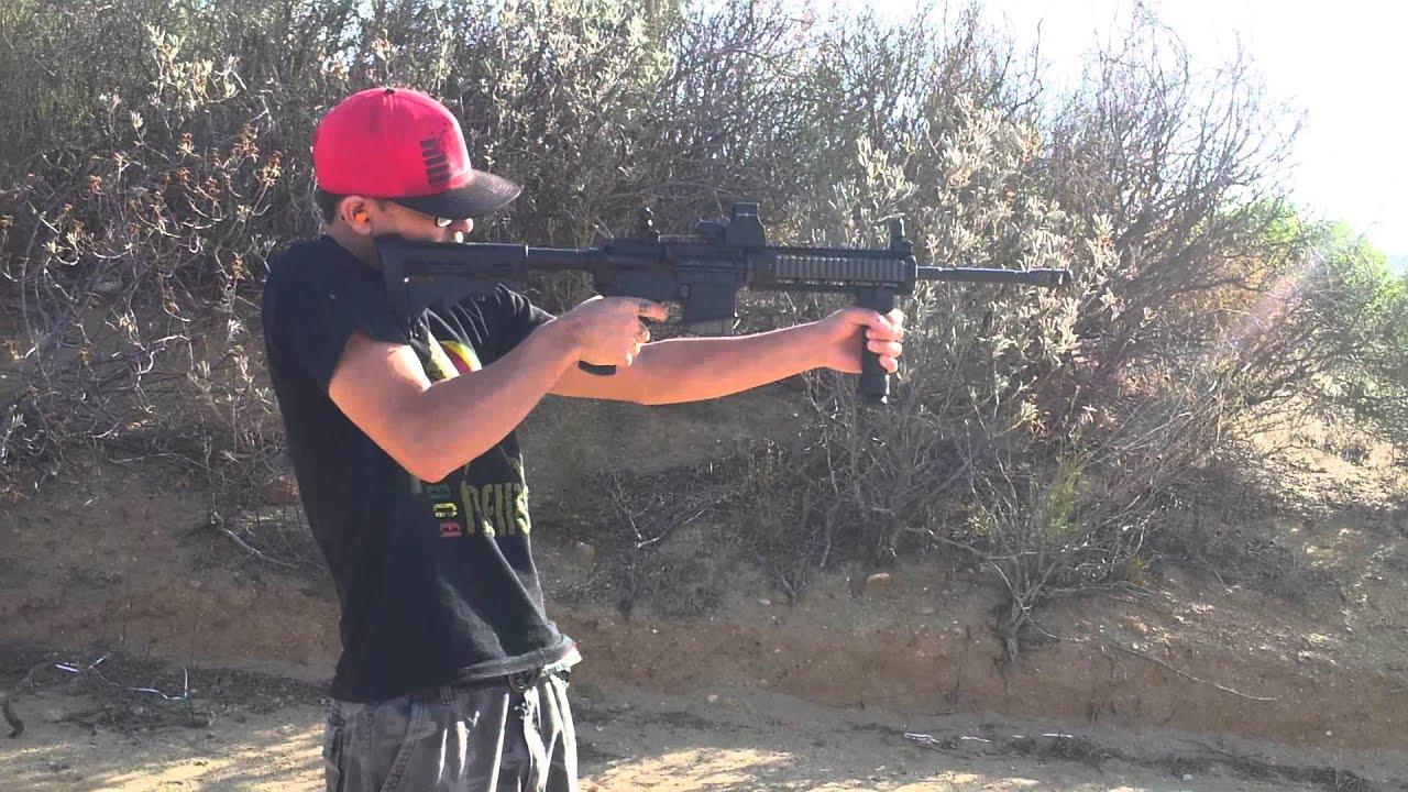 Fotos da arma r15 8