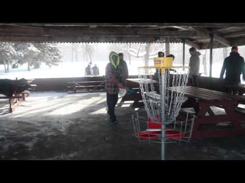 Hott Shott Disc Golf - Brainerd MN - Andrew