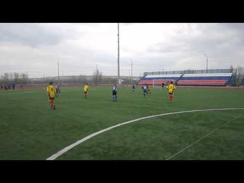 Тольятти футбол U-11 турнир в Сергиевске игра с Отрадным (Нефтяник)