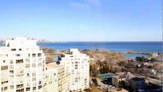 RENTED! Gorgeous 1 Bedroom West Toronto Waterfront Condo for RENT by ANIA BASKA