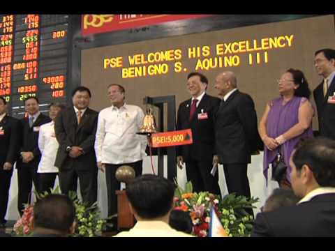 PSE Bell-Ringing Ceremony 3/6/2012