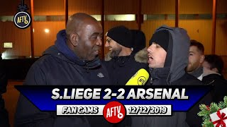 Standard Liege 2-2 Arsenal | Players Would Instantly Respect Ancelotti!