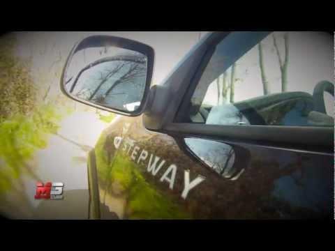 DACIA SANDERO STEPWAY 2013 - TEST DRIVE