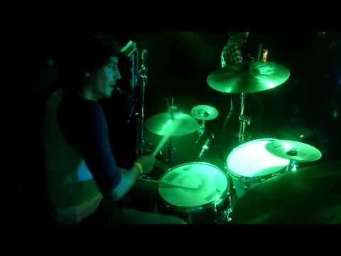 Hard Rock Caca (Faith No More Tribute) - Be Aggressive (Official Live Drum Video)
