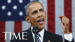 Barack Obama Criticizes