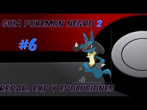Guia pokemon Negro 2 Ep. 6 -