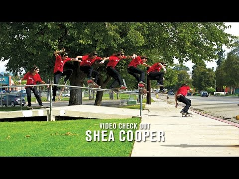 Video Check Out: Shea Cooper
