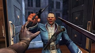 Dishonored - Brutal Rampage 20 (Assassinating Barrister Timsh)