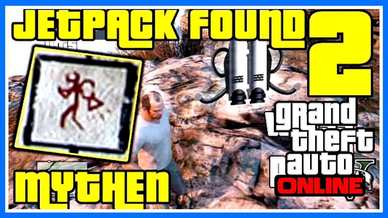 Gta 5 Online Jetpack Location Gta 5 Jetpack Mythen 2