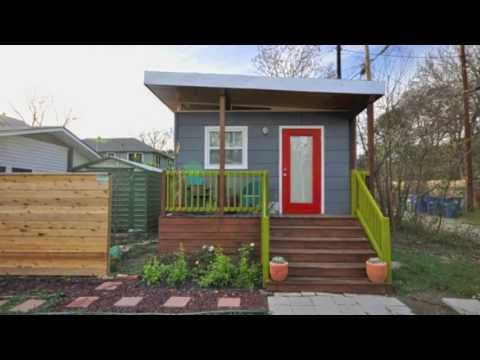 Kanga Prefab Tiny House in the City