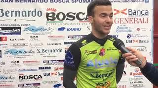 Serie A Banca d'Alba-Moscone - Prima giornata