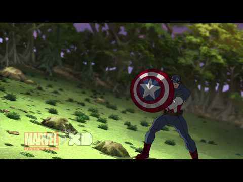 First Look at Marvel's Avengers Assemble Season 2