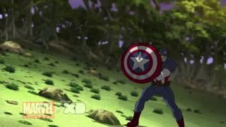 Avengers - First Look at Marvel's Avengers Assemble Season 2
