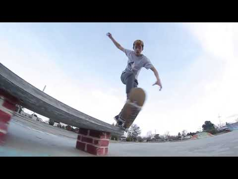 Chris Massie - Actual Skateboarding // Krux Trucks