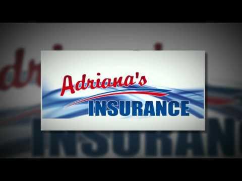 (909) 557-1996 Insurance Quotes | Redlands | www.adrianasinsurance.com