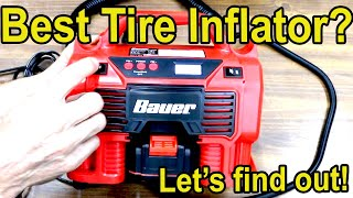 Which Cordless Tire Inflator is Best? Let's find out!